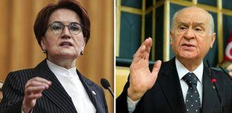 Anayasa Mahkemesi: Bahçeli'nin 'AYM kapatılsın' çağrısına Meral Akşener'den sert tepki: Çok yorgun, evinde dinlensin