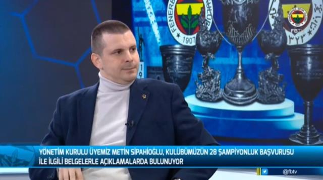 Strong words from Fenerbahçe to Galatasaray: It is obvious which club is wandering around the congregations and sects.