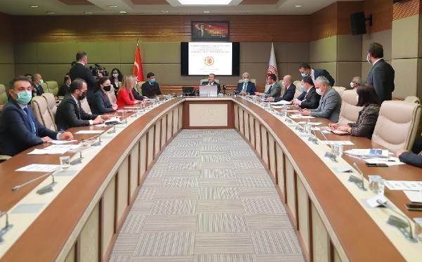 ANKARA İklim Komisyonu Başkanı Eroğlu: Gelecek 100 yılı planlayacak hedefimiz var