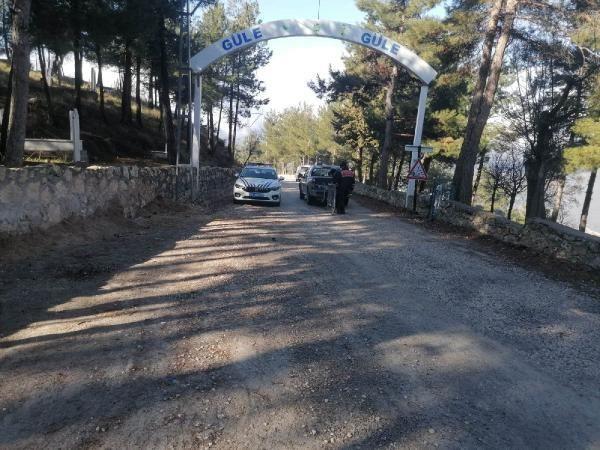 Karaman'da 2 köy, karantinaya alındı