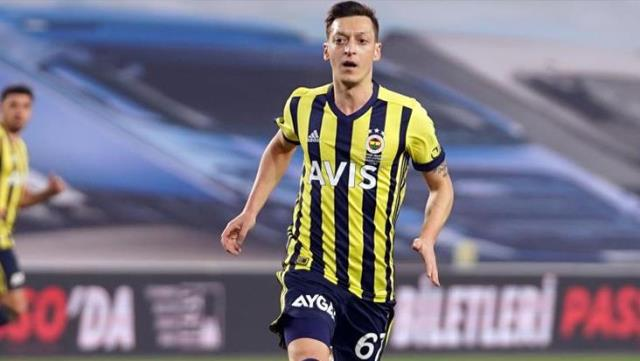 Mesut Özil's return date has been announced!  Star footballer is expected to catch up to Malatya match