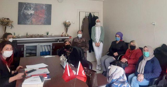 Son dakika haberi! MHP Talas Kadın Kolları'ndan 'Paylaşarak kazanacağız' projesi