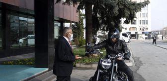 Kürşad Tüzmen: Eski Bakan Kürşat Tüzmen, Başkan Memduh Büyükkılıç'ı ziyaret etti