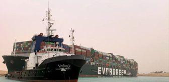 Süveyş Kanalı: Süveyş Kanalı'ndaki gemi krizi hammadde fiyatlarını uçurdu! Sanayi kuruluşları stok yapmaya başladı