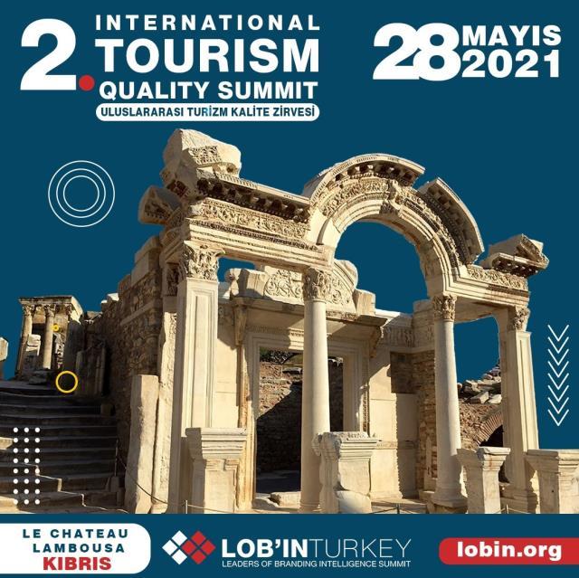 Turizmin geleceğine, '2. Uluslararası Turizm Kalite Zirvesi' ile ışık tutulacak