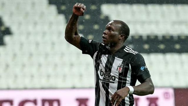 Vincent Aboubakar will stay away from the fields for at least 1 week