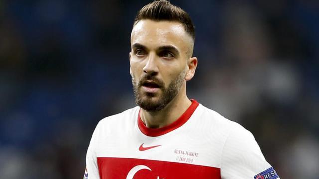 Ay-Yıldızlı takımın golcü futbolcusu Kenan Karaman da koronavirüse yakalandı