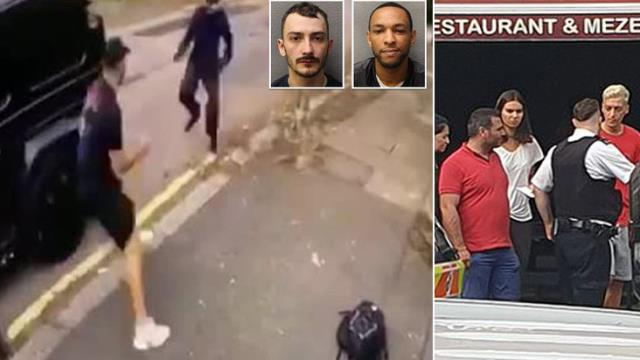 The gang attacked Fenerbahçeli Mesut Özil and his friend, sentenced to 100 years in prison