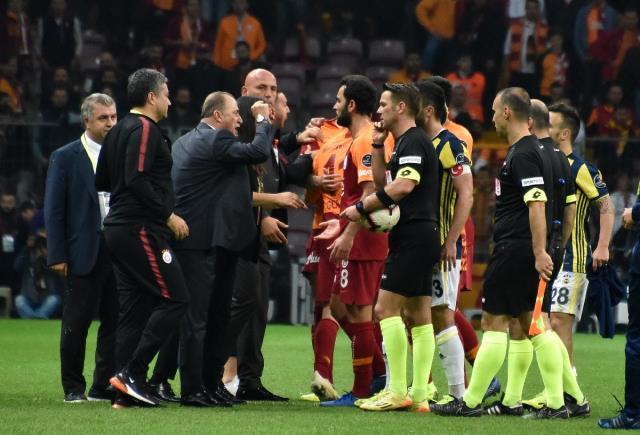 Another referee appointed to replace Fırat Aydınus, referee of Hatayspor-Galatasaray match