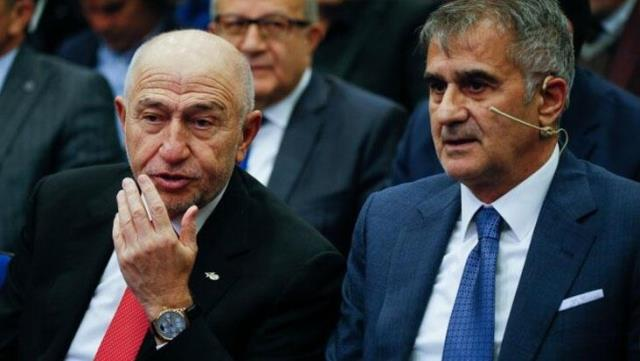 A refutation came from TFF after coach Şenol Güneş about premium claims