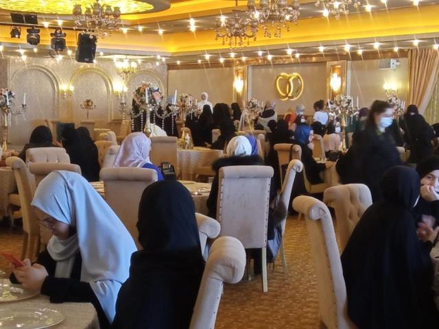 Cübbeli Ahmet'in kızını evlendirdiği düğünde İçişleri Bakanlığı'nın belirlediği tedbirler hiçe sayıldı