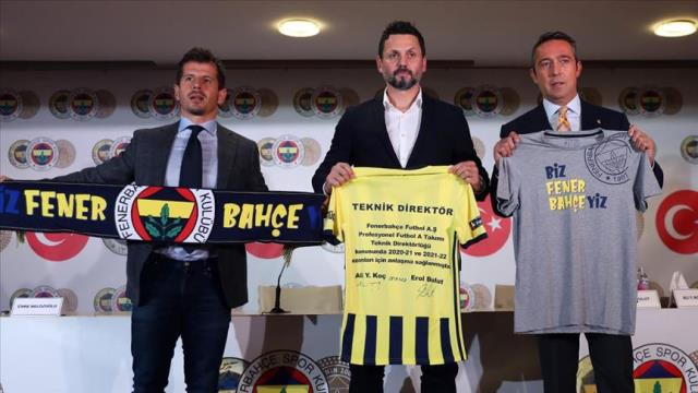 Erol Bulut spoke for the first time after leaving Fenerbahçe: I did not expect this, it was early