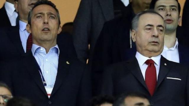 Galatasaray President Cengiz asked a question to F. Garden about whether they have applied for the championship before.