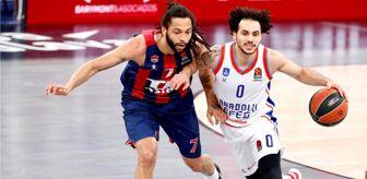 Baskonia: THY Euroleague'in 33. haftasında Türk takımlarından 2'de 1