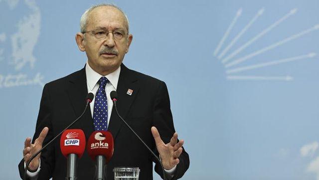 CHP lideri Kılıçdaroğlu'ndan 103 amiralin yayınladığı bildiriyle ilgili ilk açıklama: Bu sahte gündemler tutmaz