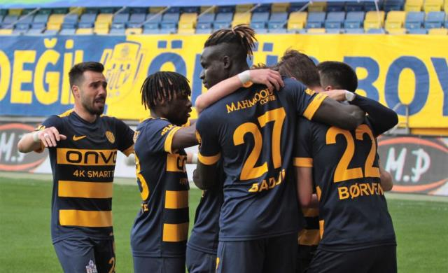 Faces laughed in the falling pot!  Başakşehir, Gençlerbirliği and Ankaragücü passed the week without any loss