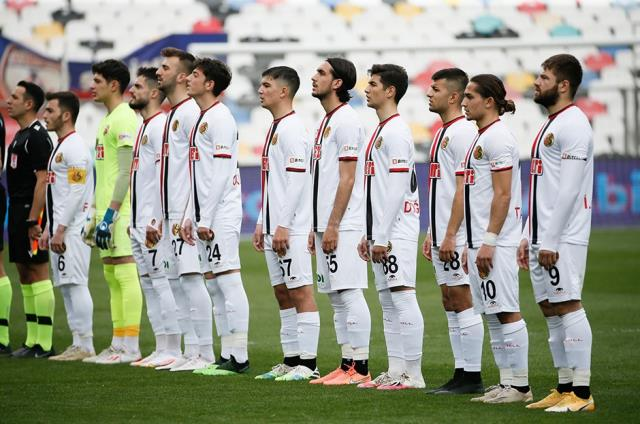 Eskişehirspor, which had a difficult time economically, was relegated 6 weeks before the end