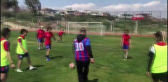 Hasan Şaş: SPOR Hasan Şaş'tan kadın futbolculara antrenörlük sözü