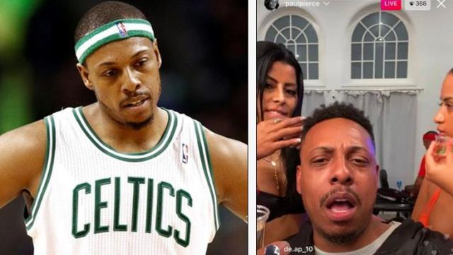 Famous basketball player Pierce made a live broadcast with strippers from the gambling and drunk environment where Turks were also present, and sent greetings to Istanbul!