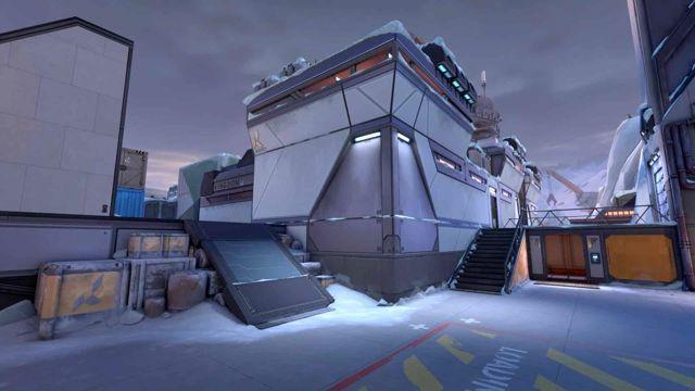 VALORANT oyuncusu Icebox haritasında 'Super Dash' keşfetti