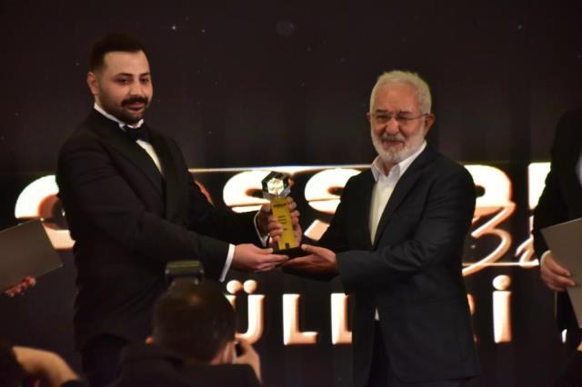 Çırağan Sarayı'nda muhteşem gece: Gossipmag Business Dergisi Ödülleri sahiplerini buldu