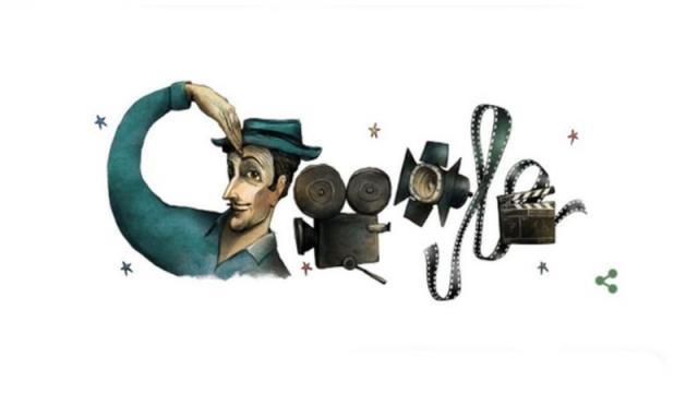 Google, özel logo ile Sadri Alışık'ın doğum gününü kutladı