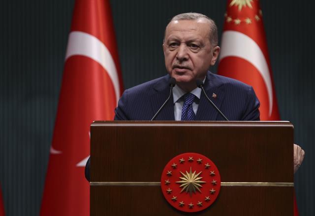 Son Dakika: Cumhurbaşkanı Erdoğan'dan 104 amiralin imza attığı Montrö bildirisine tepki: Kesinlikle art niyetli bir bildiri