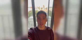 Milli Sporcu: Barselona'da Kovid-19'a yakalanan Toprak Razgatlıoğlu: 'Kendimi izole ettim, hafif şekilde atlatıyorum'