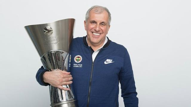 Obradovic, one of the symbol names of Fenerbahçe, signs the opponent in the Euroleague