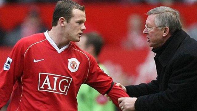 Ferguson'dan, Rooney itirafları: Kumar, hayat kadınları ve alkole düşkündü