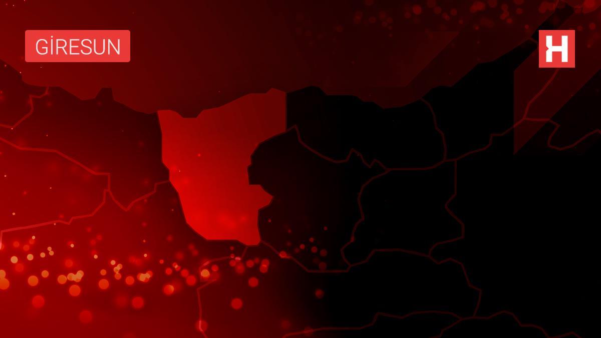 Giresun'da vefat eden Kıbrıs gazisi Salih Kemal Baydere son yolculuğuna uğurlandı