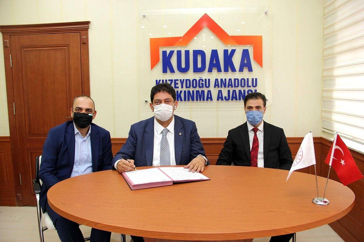 KUDAKA'dan Erzurum'daki yöresel ürünlere markalaşma ve pazarlama desteği -  Haberler