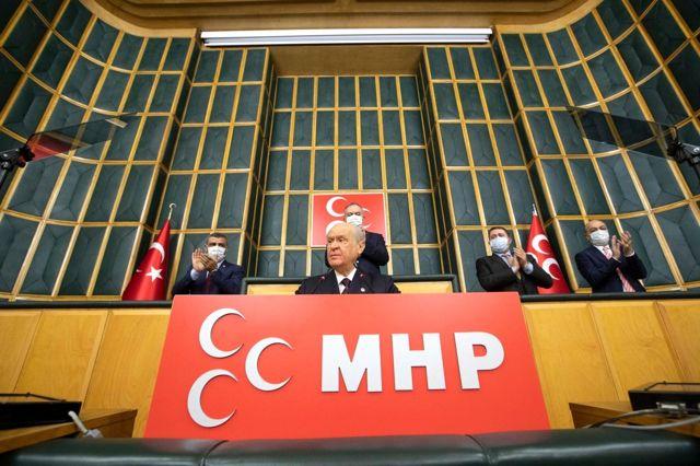 MHP Milletvekili Taşdoğan'a yeni görev