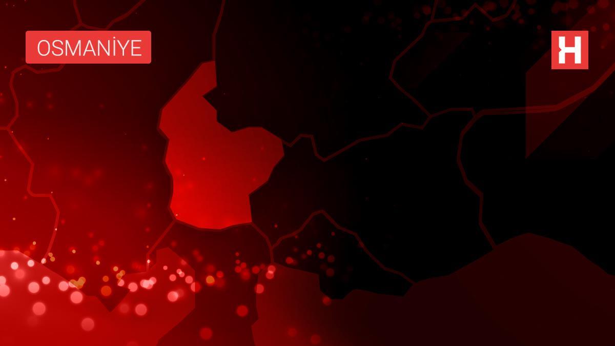 Osmaniye'de İl Afet Risk Azaltma Planı Bilgilendirme Toplantısı yapıldı