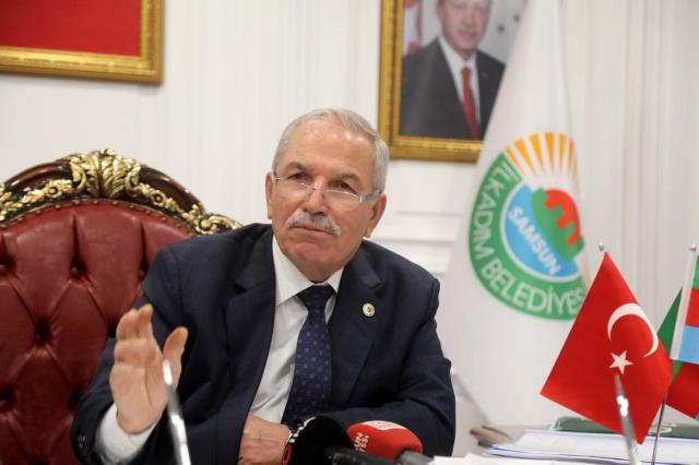 Başkan Demirtaş: 'Yaptığımız denetimler halk sağlığının korunmasını önemsediğimizin göstergesidir'
