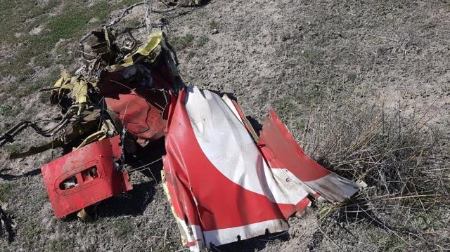 Son Dakika! Konya'da askeri gösteri uçağı düştü, pilot şehit oldu