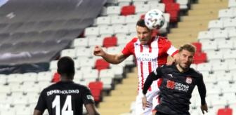 Özgür Yankaya: Süper Lig: FT Antalyaspor: 2 - DG Sivasspor: 4 (Maç sonucu)