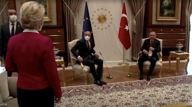 Protokol krizinde Türkiye'nin suçu yok