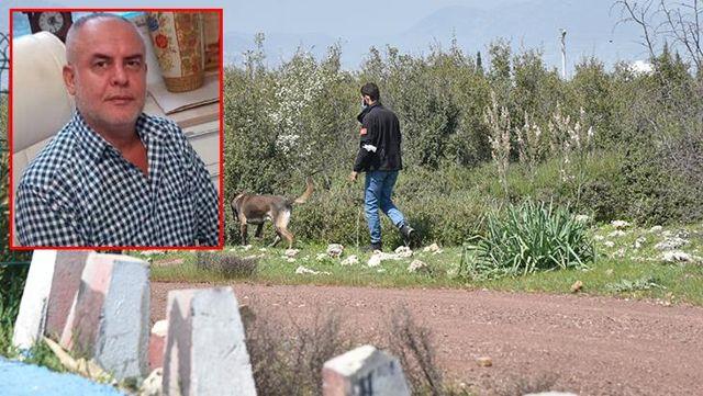 Cesedi foseptik çukurunda bulunmuştu! Polis yana döne kafatası ile göğüs kafesini arıyor