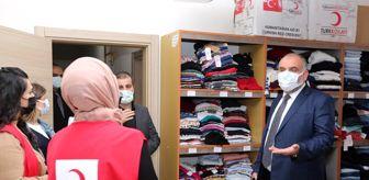 İbrahim Sandıkçı: Canik'te Belediye-Kızılay iş birliği