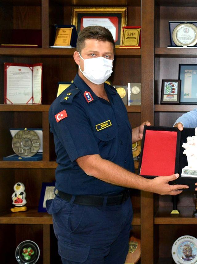 Son dakika haberleri | Kdz. Ereğli Jandarma Komutanı açığa alındı