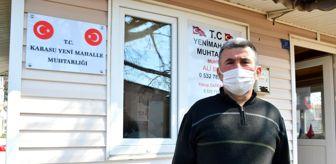 Ali Beyaz: Korona virüs denetimi esnasında restoranda muhtara saldırı