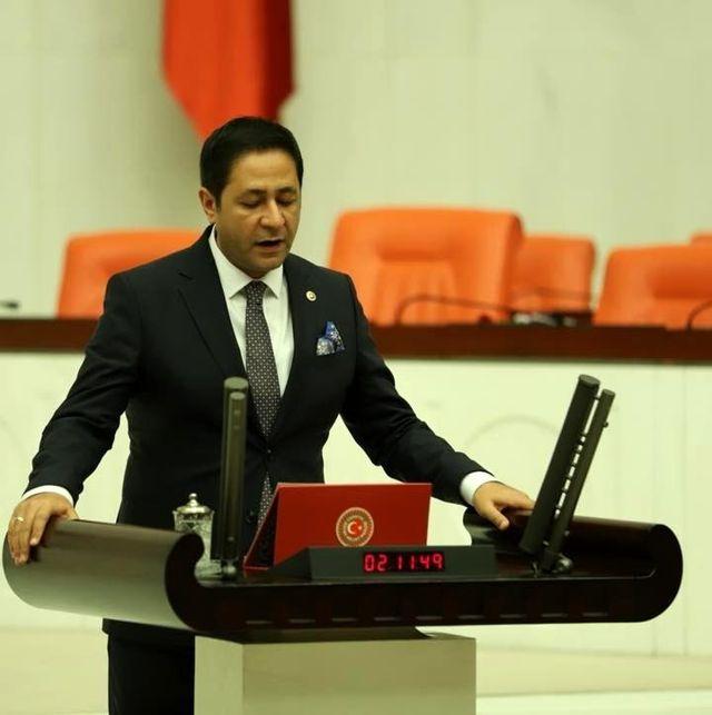 MHP Milletvekili Yücel Bulut: 'Tokat ekonomisi için hayati önem taşıyan yolda çalışmalar durdu'