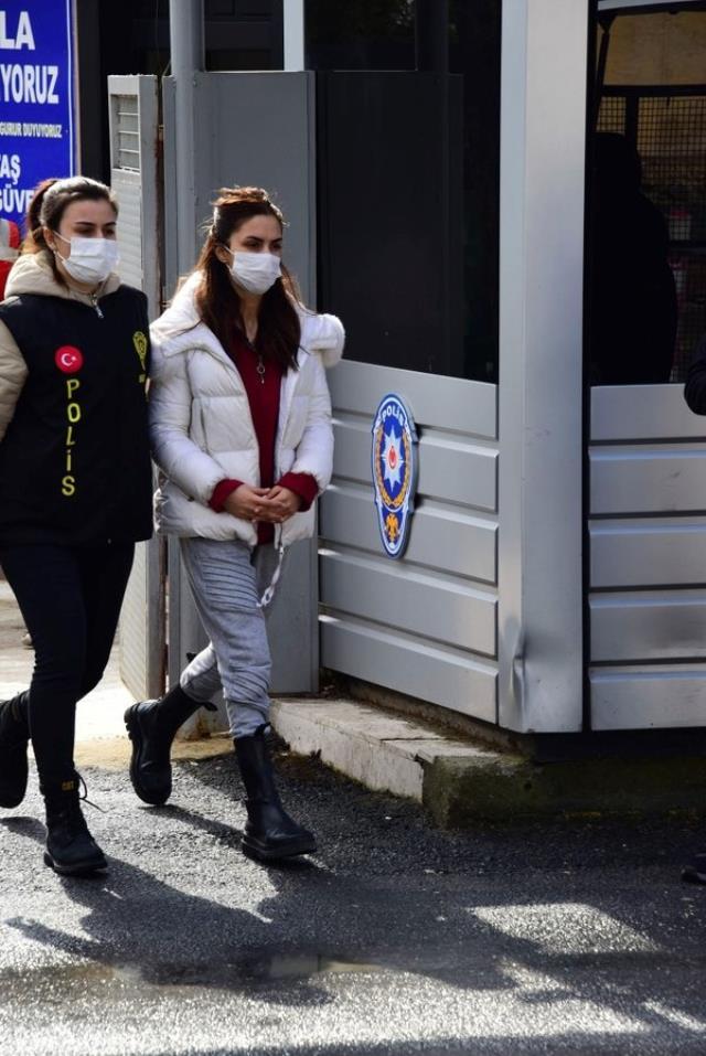 Uyuşturucudan yargılanan Ayşegül Çınar'ın başı eski sevgilisiyle dertte! Daha önce de tehdit edip bıçakla yaralamış