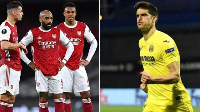 Last minute surprise to Arsenal at home!  Villareal returns to Spain with advantage
