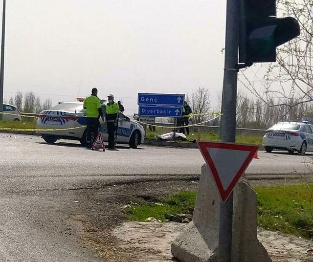 Son dakika: Bingöl'de trafik kazası: 1 ölü