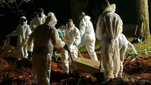 Brezilya kabusu yaşıyor! Koronadan günlük ölüm sayısı 4 bin 249 ile rekor kırdı