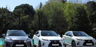 Lexus: Lexus RX Enterprise Türkiye filosuna eklendi