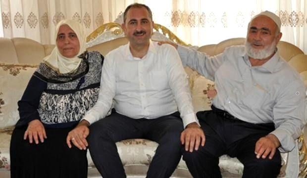 Son dakika haberleri: Adalet Bakanı Gül'ün annesi son yolculuğuna uğurlandı
