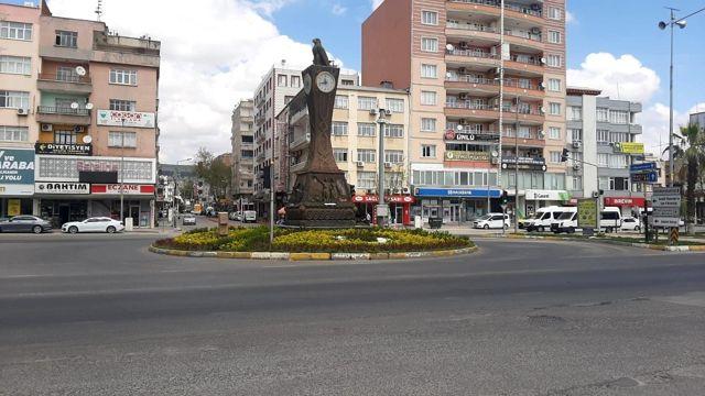 Adıyaman'da sokaklar boş kaldı